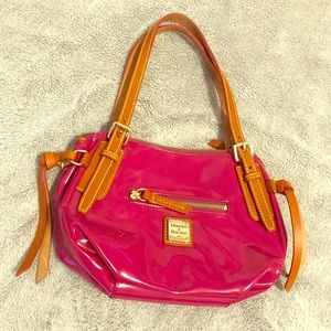 Brand New Dooney and Bourke pink purse